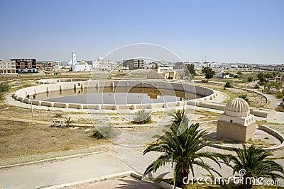 Aghlabid Basins in Kairouan