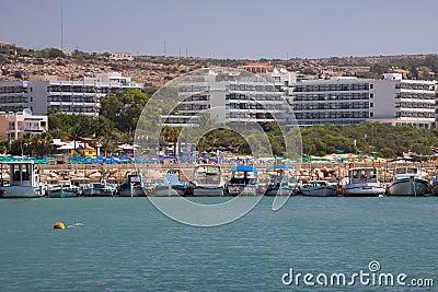 Agia Napa, Cyprus