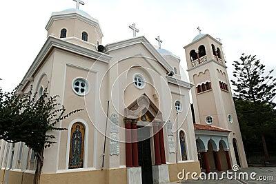 Agia Paraskevi church on Kos Island