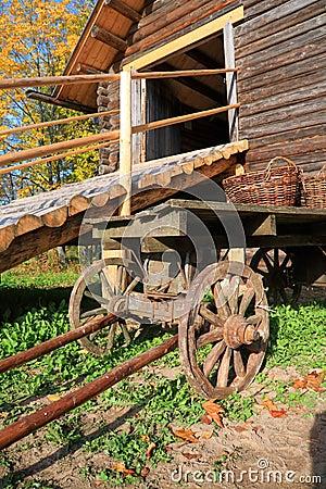 Aging cart