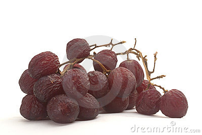 Aging grapes