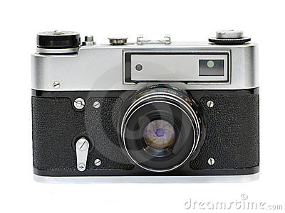 Aging photo camera