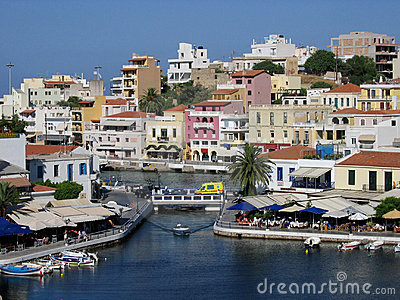 Agios Nicolaos - Crete, Greece