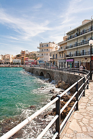 Free Agios Nicolaos - Crete, Greece Stock Photos - 18825083