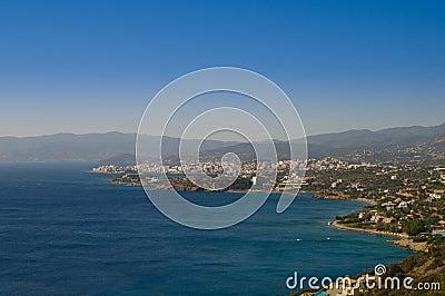 Agios Nikolaos, Crete, Greece.