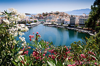 Agios Nikolaos,Crete, Greece