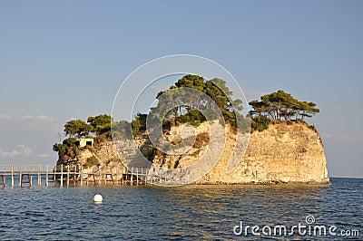 Agios Sostis Island , Greece