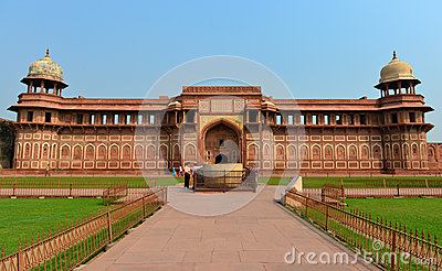 Agra Fort, Agra Editorial Stock Image