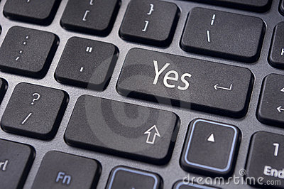 Agree concepts, yes on keyboard enter key