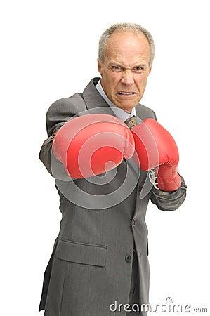 Agressive business