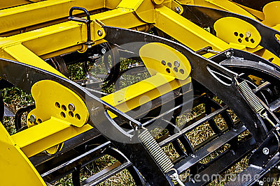 Agricultural equipment. Detail 18