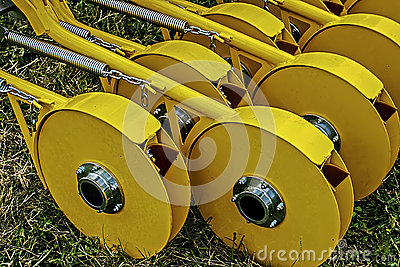 Agricultural equipment. Details 16
