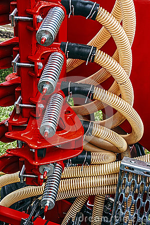 Agricultural equipment. Detail 113