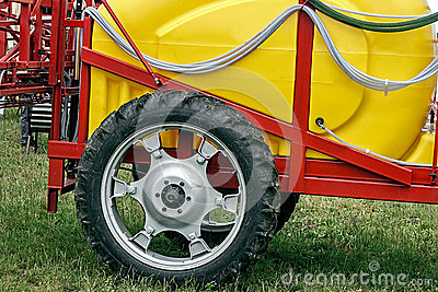 Agricultural equipment. Detail 124