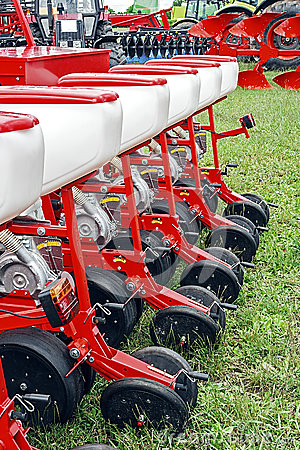 Agricultural equipment. Detail 131