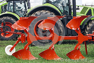 Agricultural equipment. Detail 139