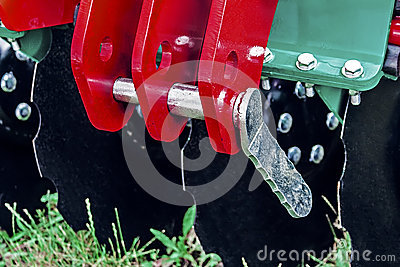 Agricultural equipment. Detail 150