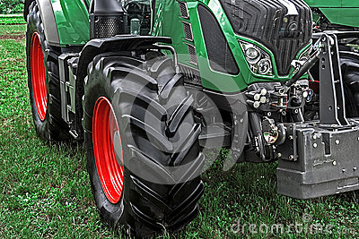 Agricultural equipment. Detail 157