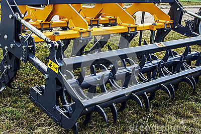 Agricultural equipment. Details 23
