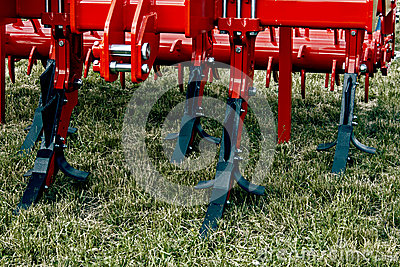 Agricultural equipment. Details 43