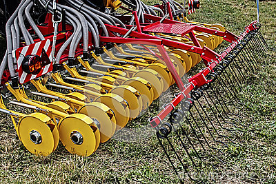 Agricultural equipment. Details 51
