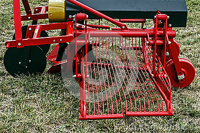 Agricultural equipment. Details 65