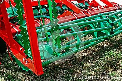 Agricultural equipment.Details 91