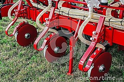Agricultural equipment.Details 79