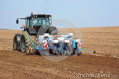 Agricultural Planter