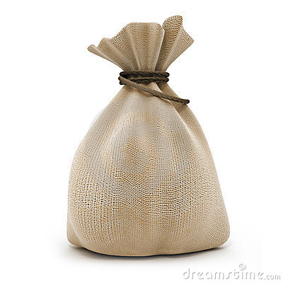 Free Agricultural Sack Stock Photo - 2699440