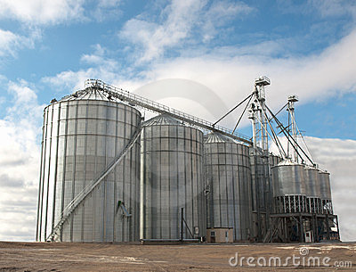 Agricultural silos