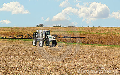 Agricultural Sprayer