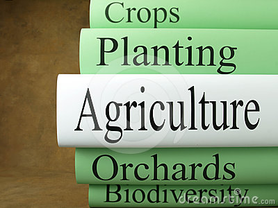Agriculture books