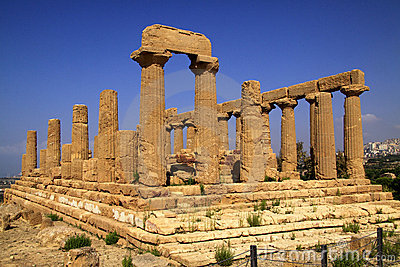 Agrigento Temple of Era