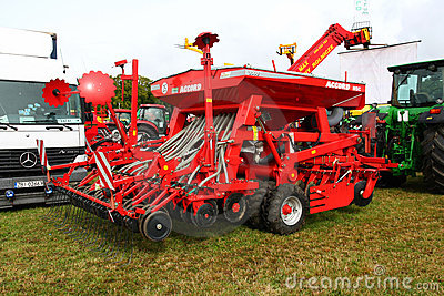 Agro Show Barzkowice 2009 Editorial Photography