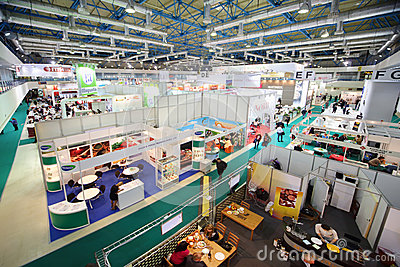 AgroProdMash - International Trade Fair for Machinery Editorial Image