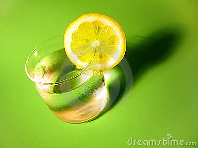 Agua 4 del limón