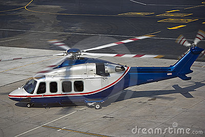 Agusta Westland AW139 Helicopter