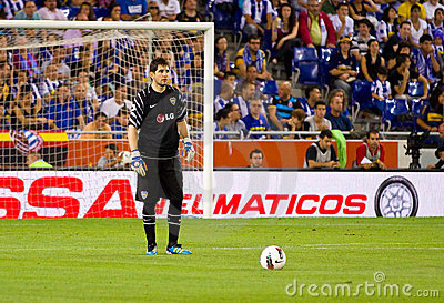 Agustin Orion of Boca Editorial Stock Image