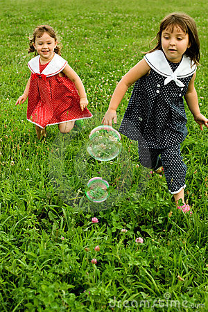 Ahhh to Be Young... Chasing Bubbles