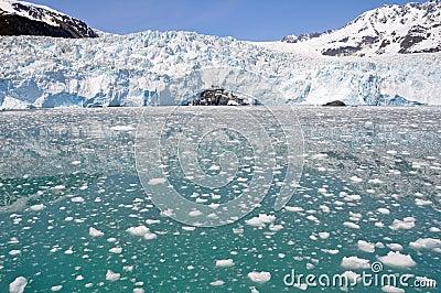 Aialik glacier, Kenai Fjords NP