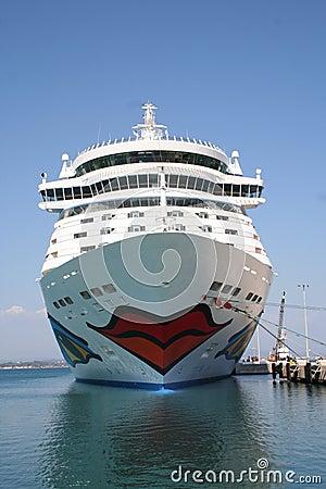 Free AIDA Cruise Ship Stock Photography - 25037702