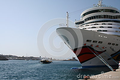 AIDA Cruise Ship Editorial Photography