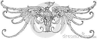 Aigle - emblème