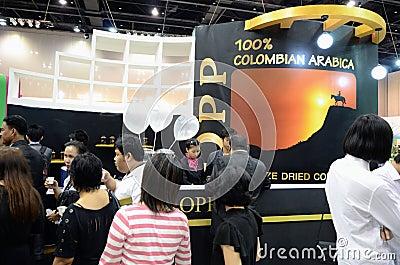 Aim Star Expo 2012 Editorial Photo
