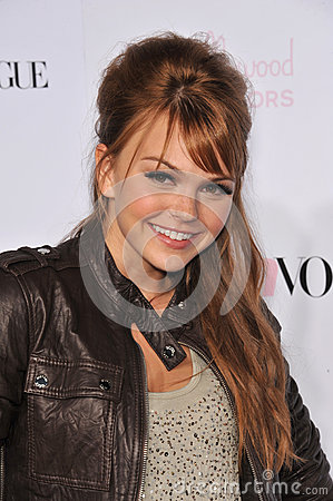 Aimee Teegarden Editorial Photography
