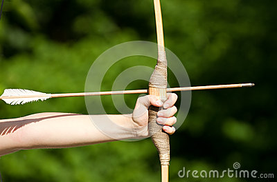 Aiming archers