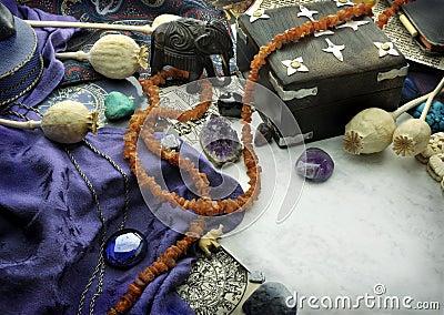 Ainda vida astrológica - Sagittarius