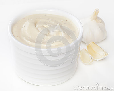 Aioli Garlic Mayonnaise