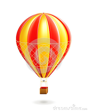 Free Air Balloon Royalty Free Stock Images - 25099539